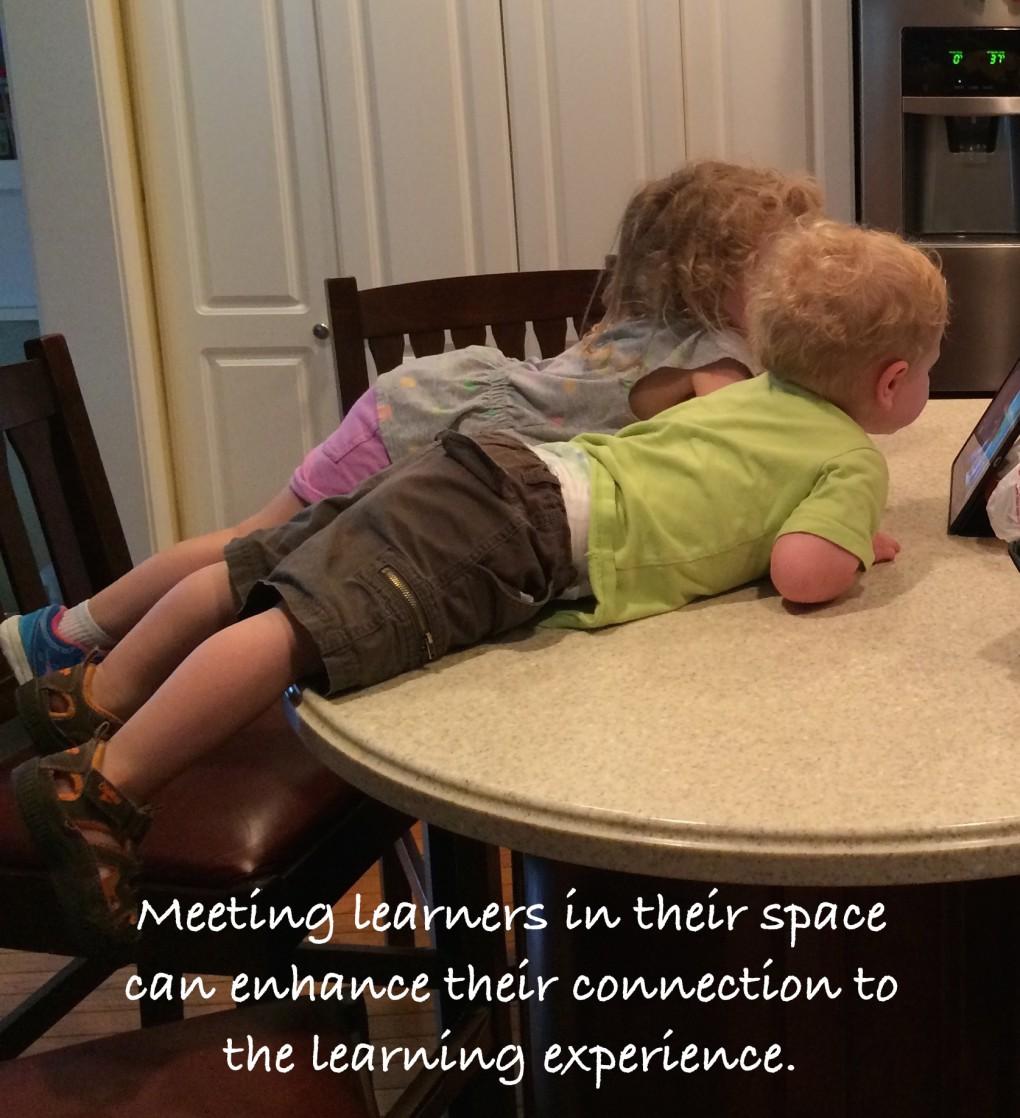 Meeting Learners in Their Space